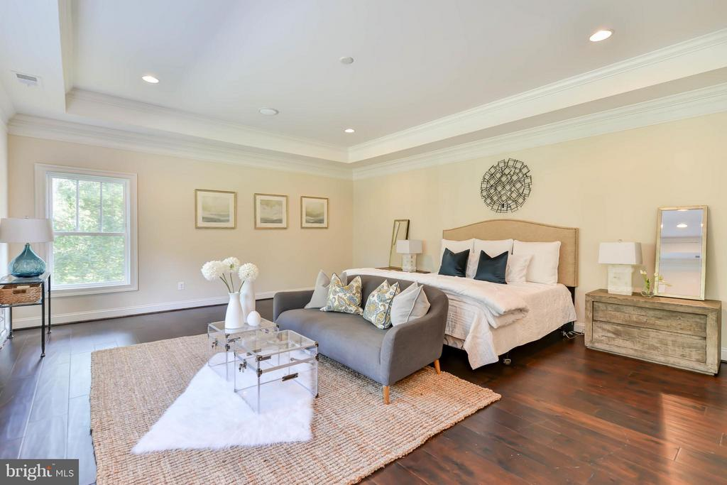 Bedroom (Master) - 5680 WILLOW BROOK LN, FAIRFAX