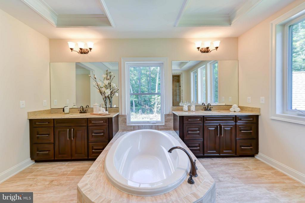 Bath (Master) - 5680 WILLOW BROOK LN, FAIRFAX