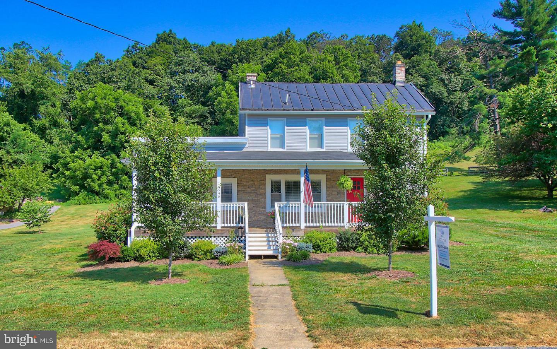 Single Family Homes 용 매매 에 Upperco, 메릴랜드 21155 미국
