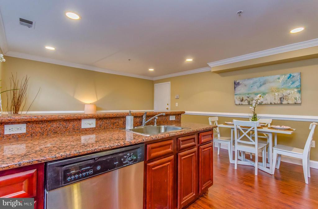 Kitchen - 4929 FOOTE ST NE #1, WASHINGTON