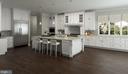 Kitchen - 12211 DEER CREST CT, FAIRFAX