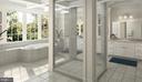 Bath (Master) - 12211 DEER CREST CT, FAIRFAX