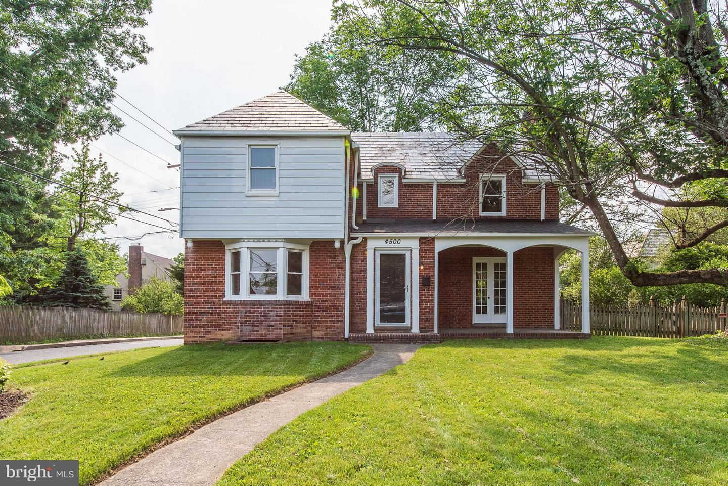 Photo of home for sale at 4500 Eastway, Baltimore MD