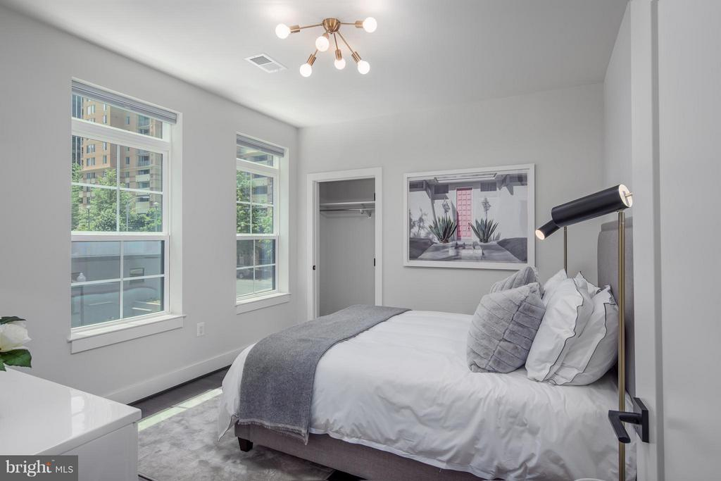 Bedroom - 1411 KEY BLVD #1209, ARLINGTON