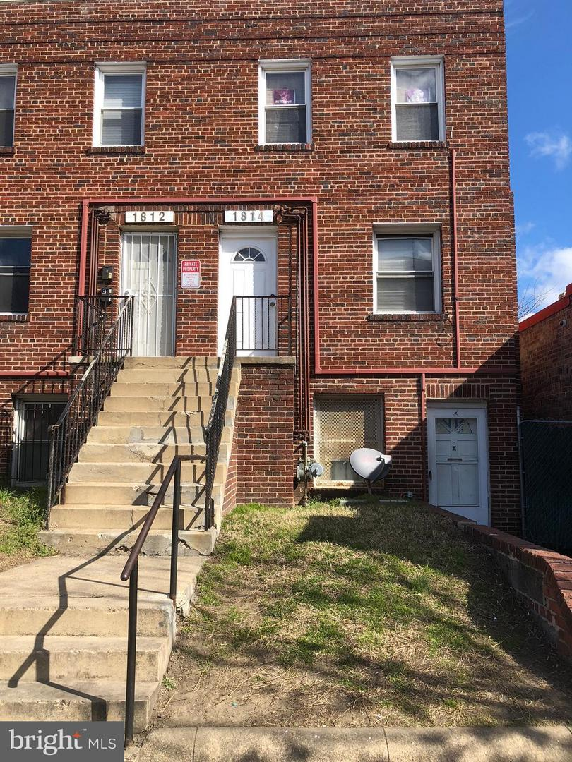 Other Residential for Sale at 1814 Benning Rd NE Washington, District Of Columbia 20002 United States