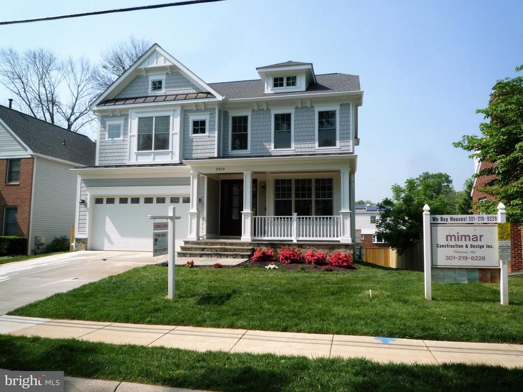 Street View - 5919 RYLAND DR, BETHESDA