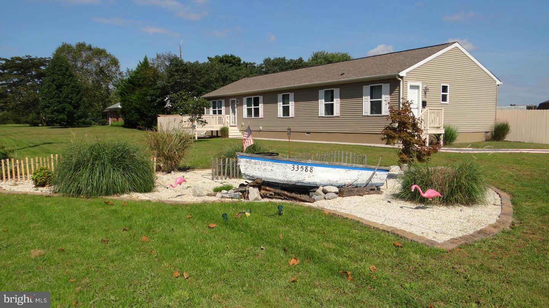 Photo of home for sale at 33588 Dallas Drive, Dagsboro DE