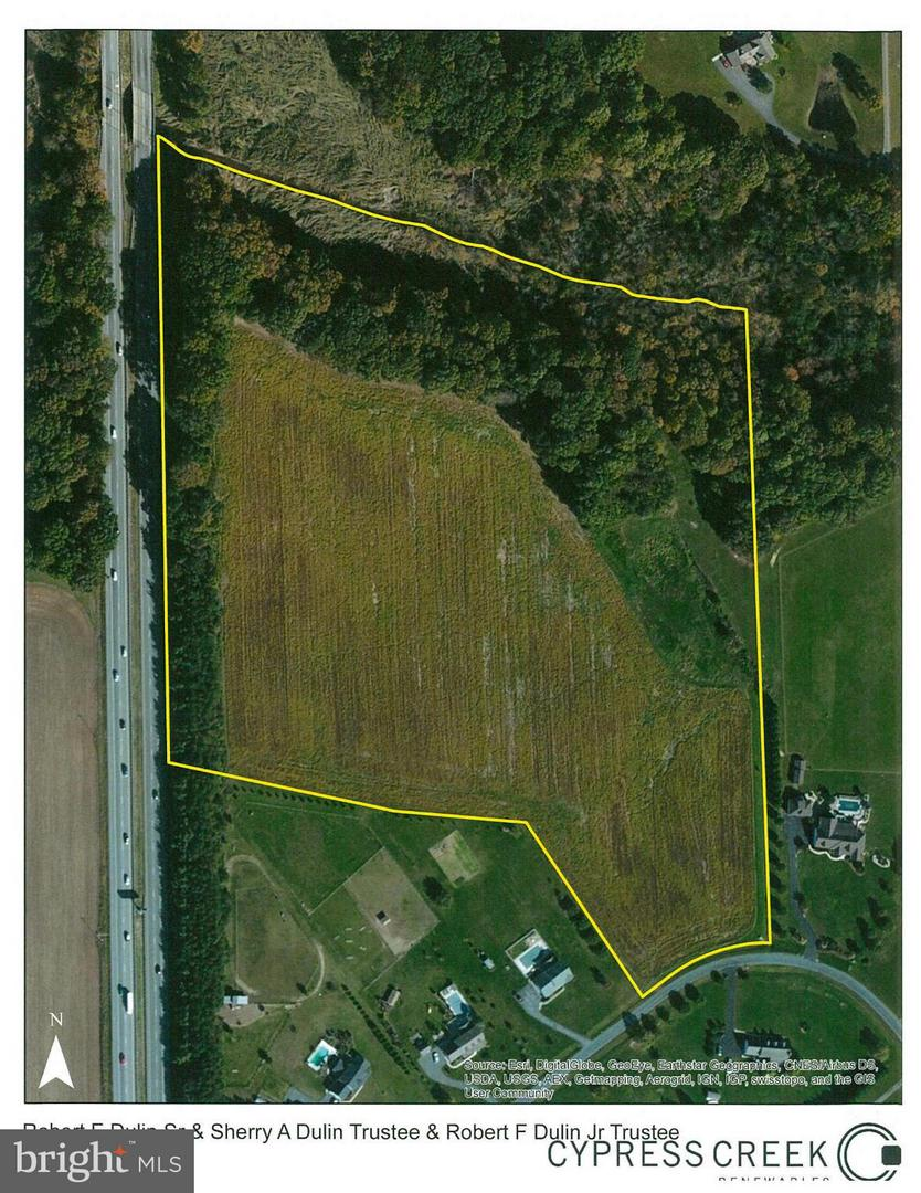 Land for Sale at Dogwood View Rd Cordova, Maryland 21625 United States