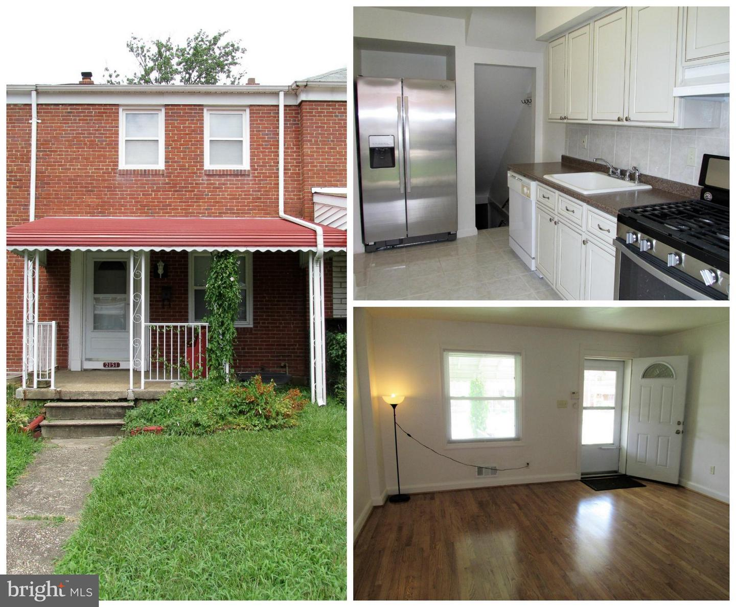 Other Residential for Rent at 2151 Coralthorn Rd Middle River, Maryland 21220 United States