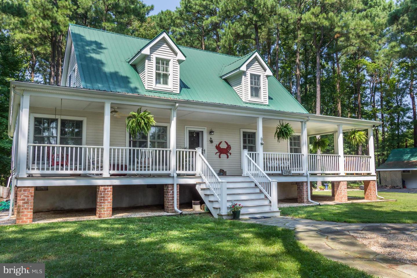 Single Family for Sale at 6338 Middle Point Rd Neavitt, Maryland 21652 United States
