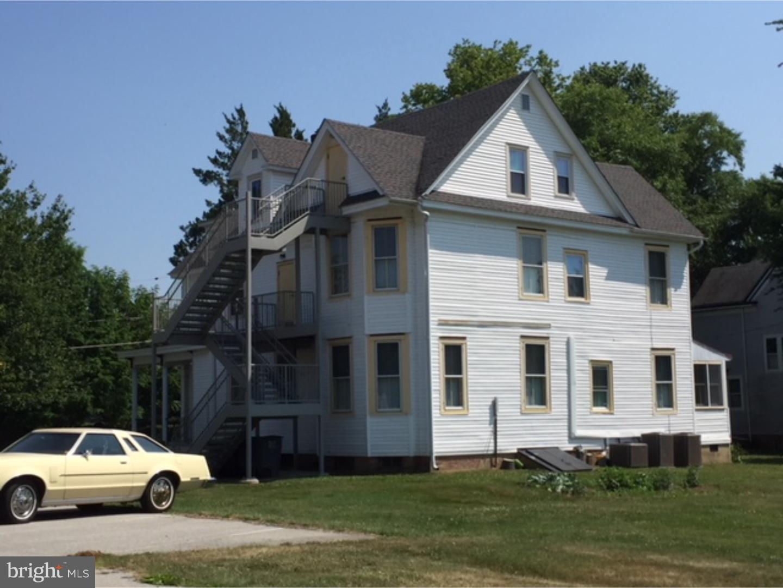 Eensgezinswoning voor Verkoop op 200 JEFFERSON Avenue Delaware City, Delaware 19720 Verenigde Staten