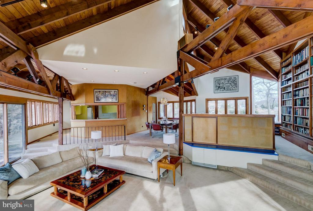 Open floor plan- great room - 312 RUGBY COVE RD, ARNOLD