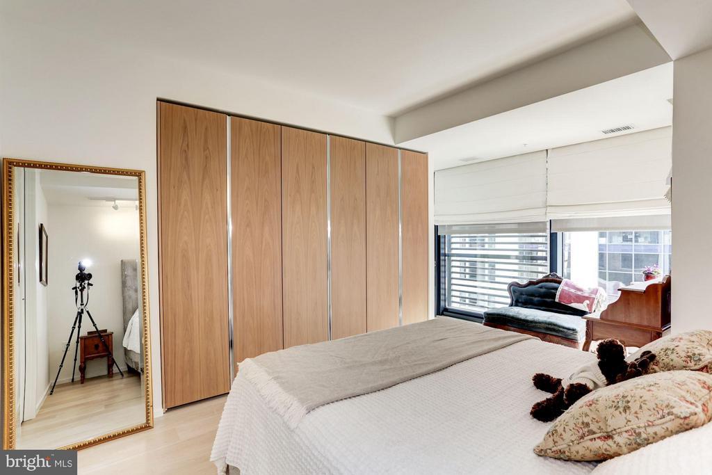 Bedroom (Master) - 925 H ST NW #613, WASHINGTON