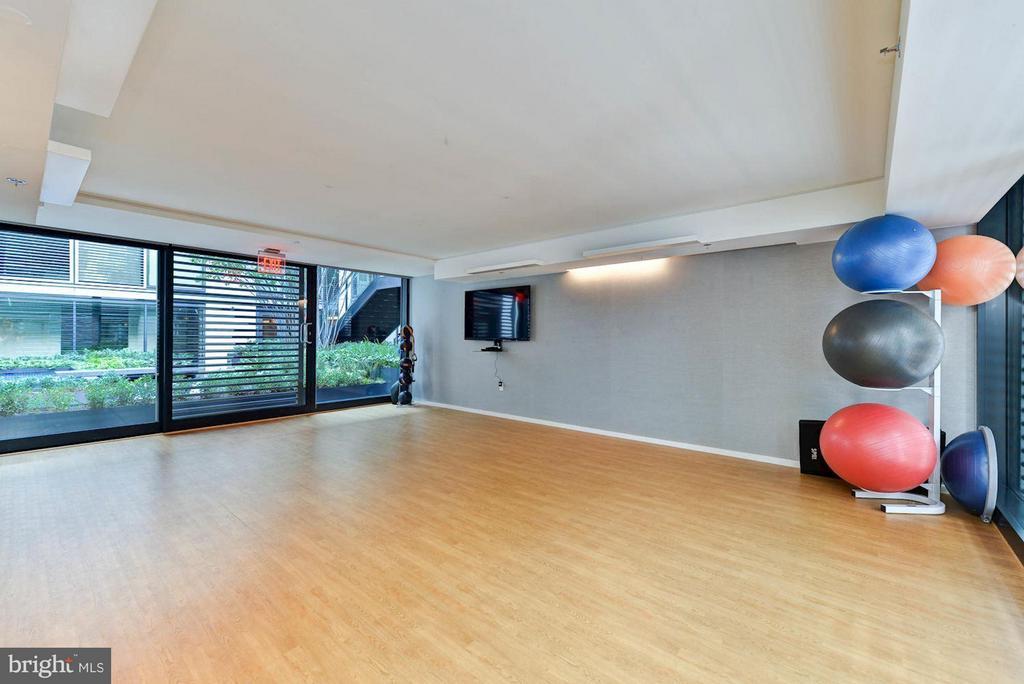 Exercise Room - 925 H ST NW #613, WASHINGTON