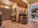 Wine cellar is brighlty light and ready for you - 7621 STEWART HILL RD, ADAMSTOWN