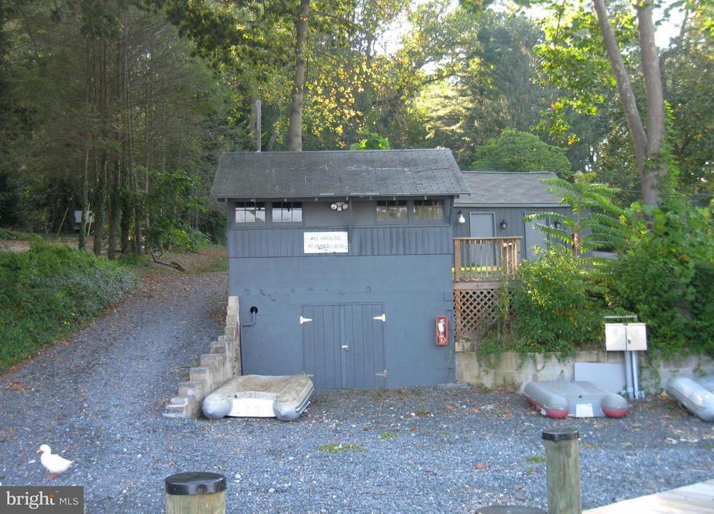 Workshop/Storage - 1643 ORCHARD BEACH RD, ANNAPOLIS