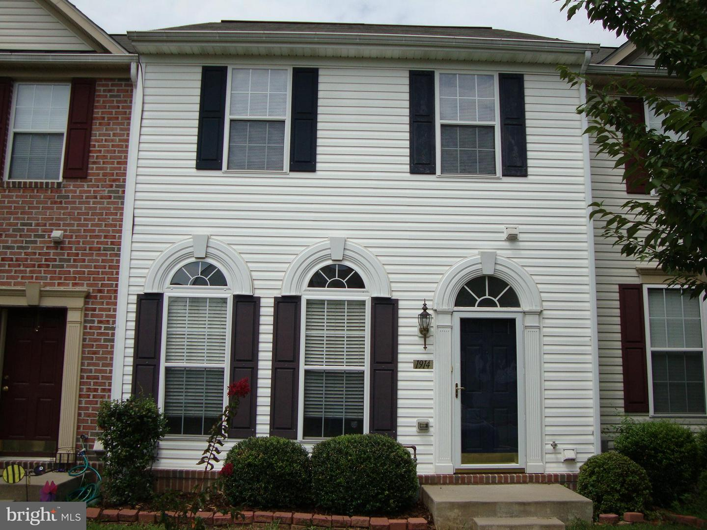 Other Residential for Rent at 1914 Glenroth's Dr Abingdon, Maryland 21009 United States