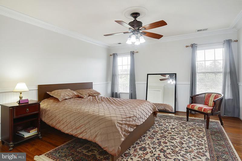 Second Master Bedroom - 6093 DEER RIDGE TRL, SPRINGFIELD