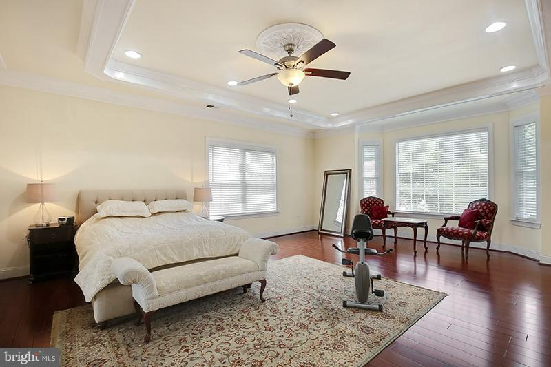 Bedroom (Master) - 6093 DEER RIDGE TRL, SPRINGFIELD