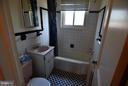 Hall Bath - 7527 9TH ST NW, WASHINGTON