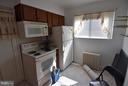 Kitchen - 7527 9TH ST NW, WASHINGTON