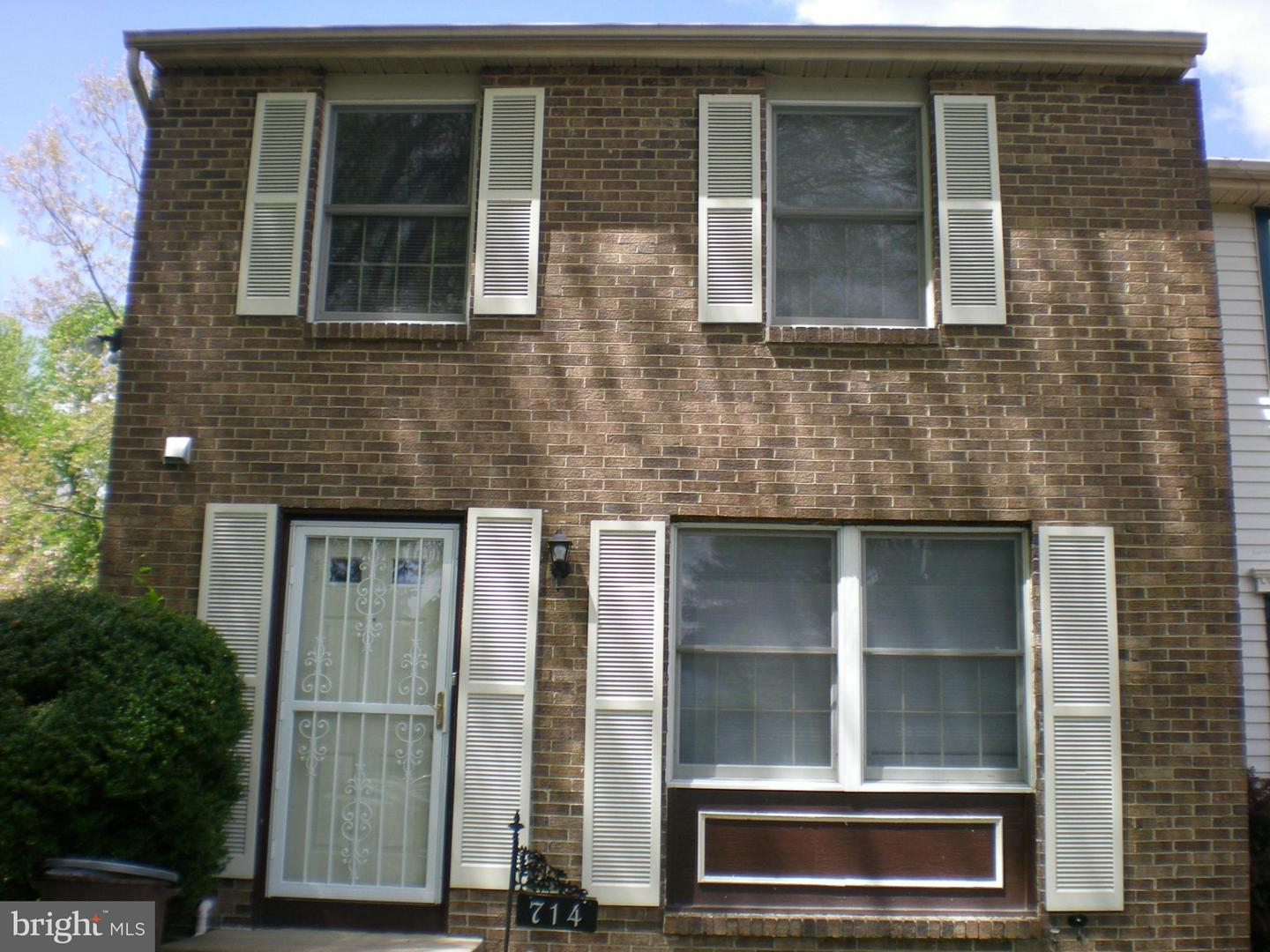 Other Residential for Rent at 714 Green Willow Pl Landover, Maryland 20785 United States