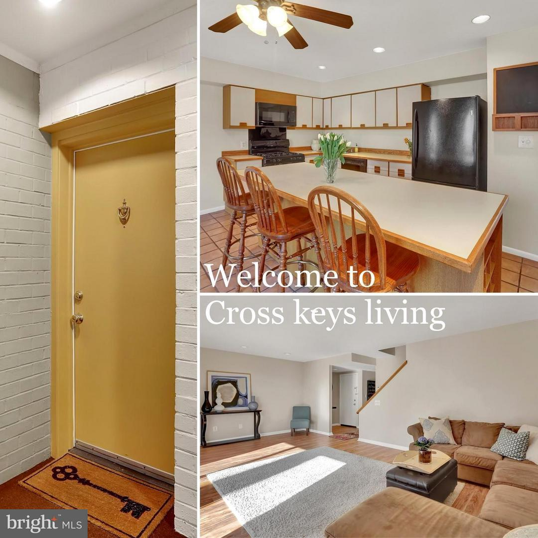 Single Family for Sale at 11 Cross Keys Rd #11e Baltimore, Maryland 21210 United States