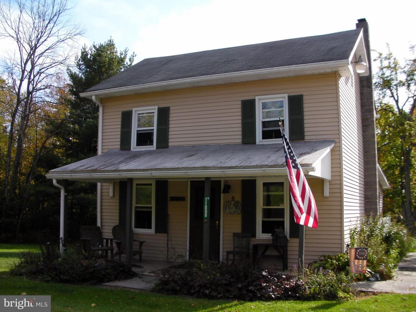 Single Family for Sale at 11868 Taylor Rd Shade Gap, Pennsylvania 17255 United States