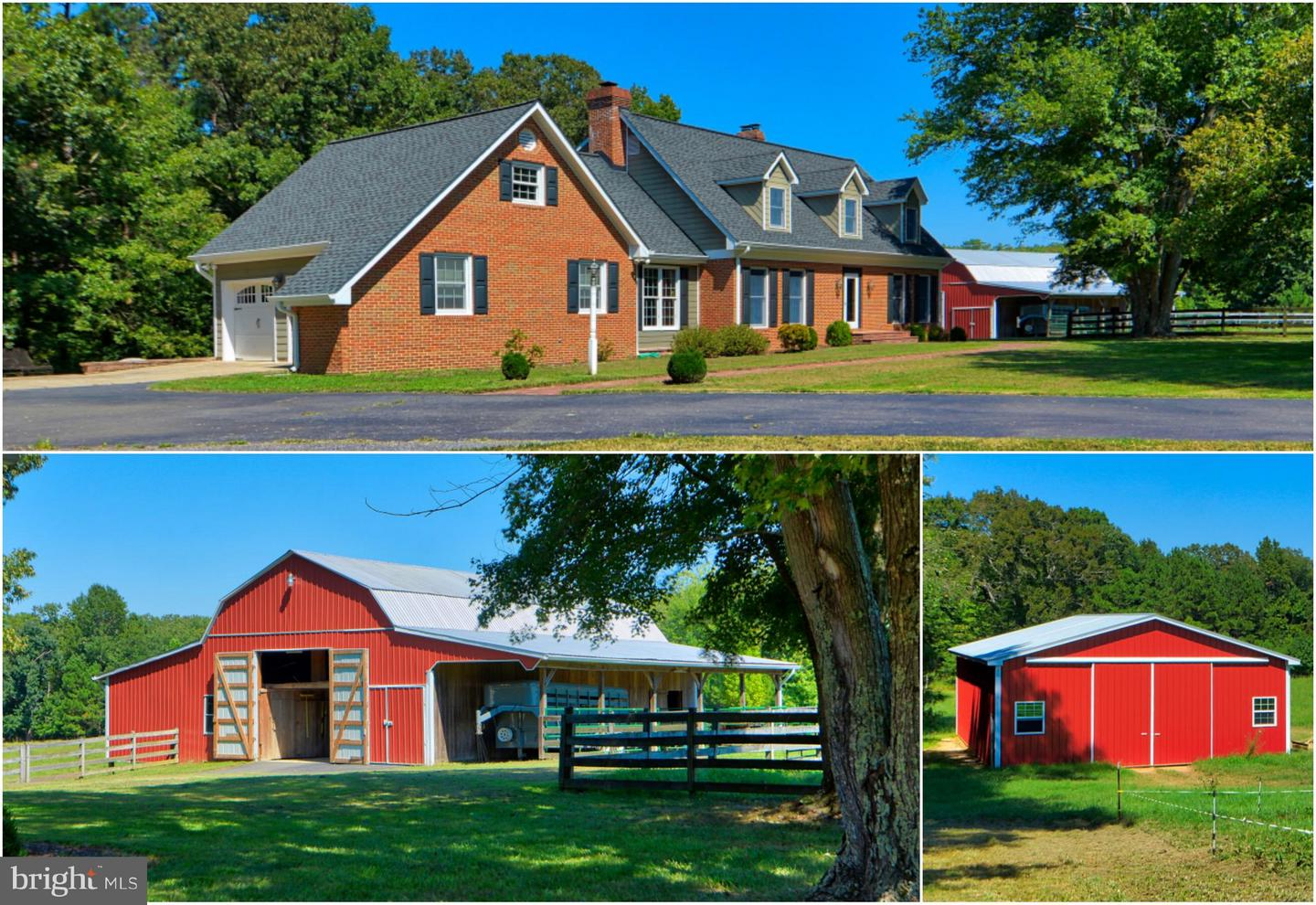 Farm for Sale at 24370 Horse Shoe Rd Clements, Maryland 20624 United States