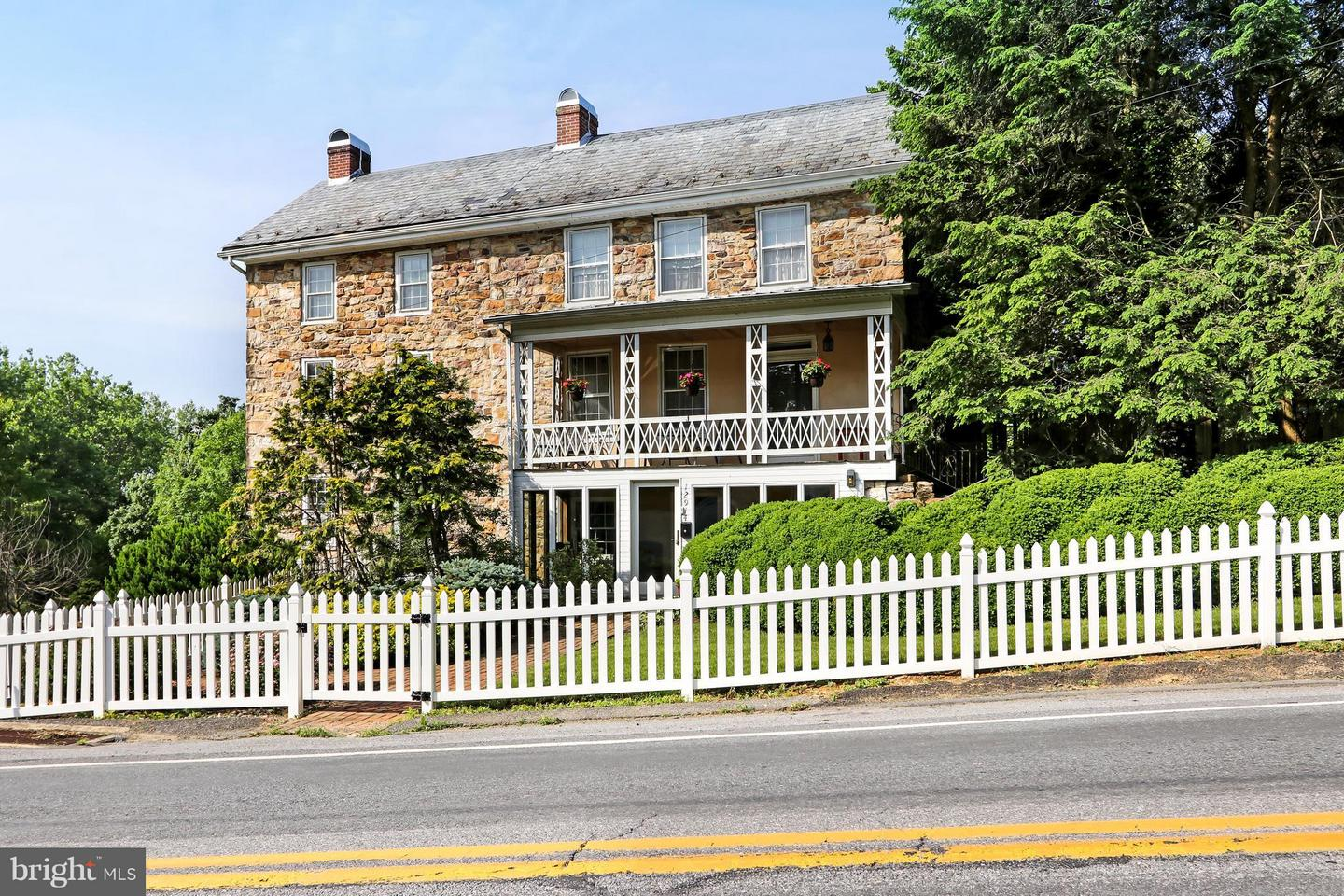 Single Family for Sale at 12914 Main St Fort Loudon, Pennsylvania 17224 United States