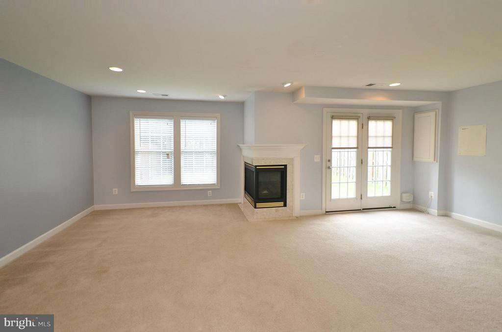 Walkout Basement with Gas Fireplace - 41833 PROVERBIAL TER, ALDIE
