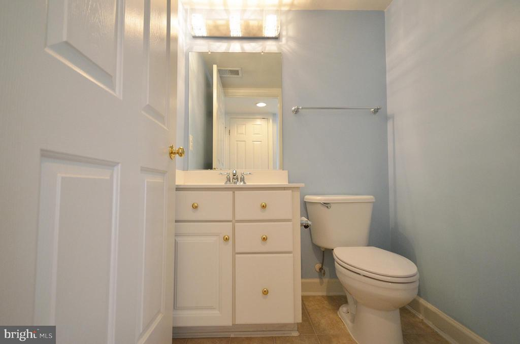 Basement Bathroom - 41833 PROVERBIAL TER, ALDIE
