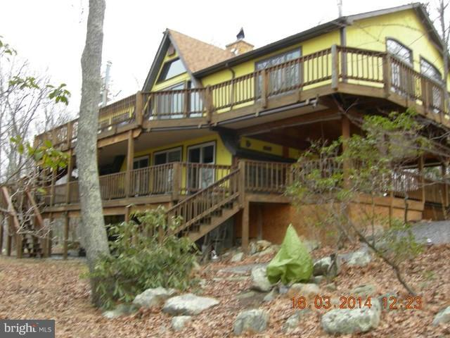 Single Family for Sale at 1855 Ritter Dr Capon Bridge, West Virginia 26711 United States