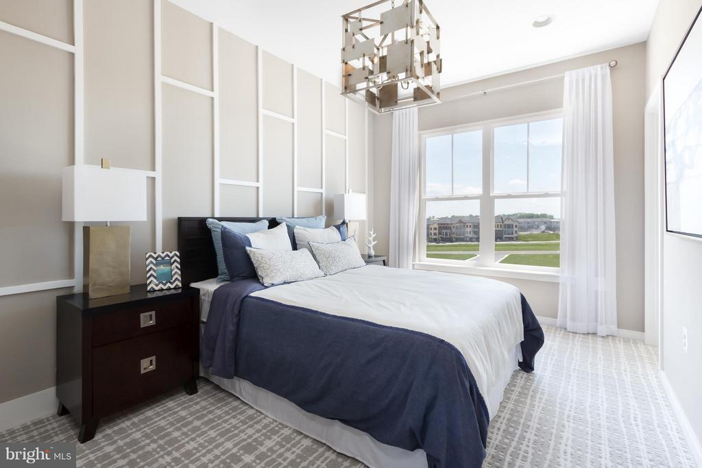 Bedroom - 22988 CABRILLO TER #LOT 5891, BRAMBLETON