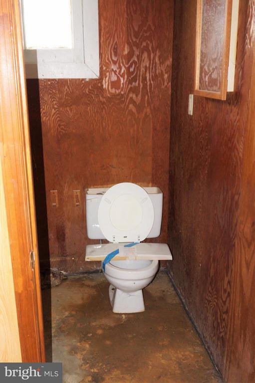Basement Bathroom - 802 RITTENHOUSE ST NW, WASHINGTON