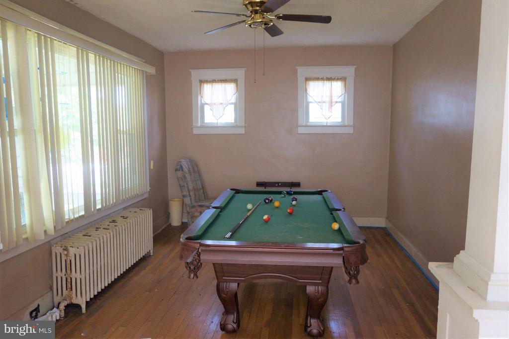 Living Room - 802 RITTENHOUSE ST NW, WASHINGTON