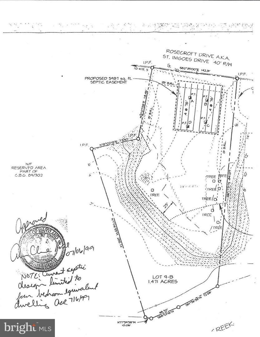 Land for Sale at Rosecroft Lexington Park, Maryland 20653 United States