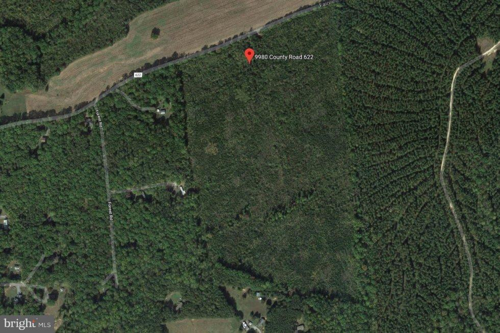Land for Sale at 9980 Fairveiw Rd Partlow, Virginia 22534 United States