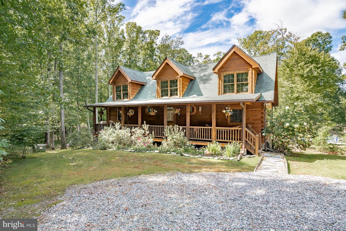 Single Family for Sale at 293 Robbie Rd Bumpass, Virginia 23024 United States