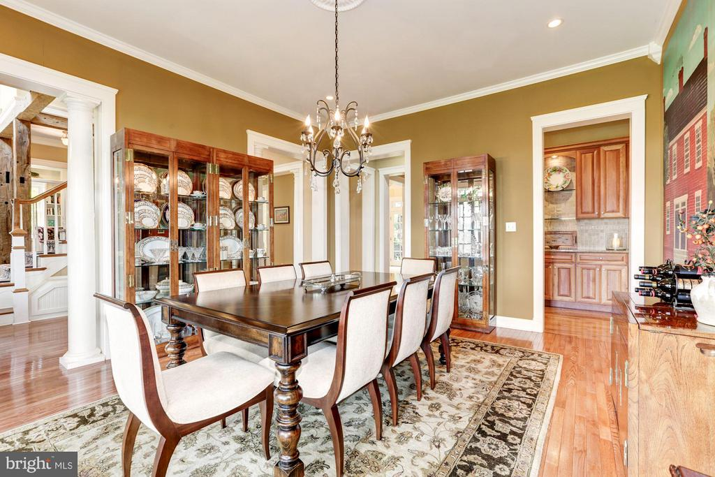 Dining Room - 10711 EASTERDAY RD, MYERSVILLE