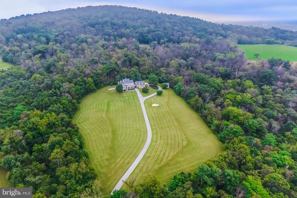 View - 10711 EASTERDAY RD, MYERSVILLE