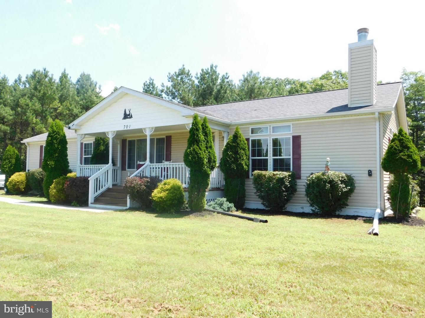 Single Family for Sale at 701 Moon Ridge Lane Burlington, West Virginia 26710 United States