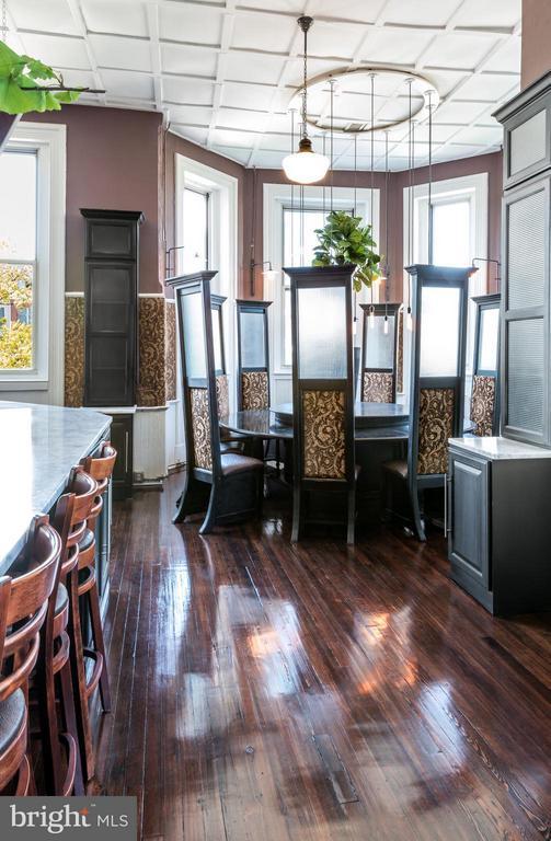 Kitchen - 1375 MARYLAND AVE NE #H, WASHINGTON
