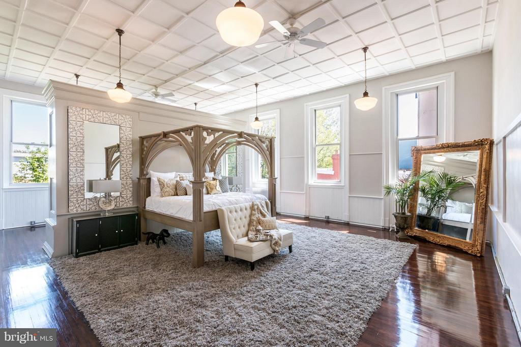 Bedroom (Master) - 1375 MARYLAND AVE NE #H, WASHINGTON
