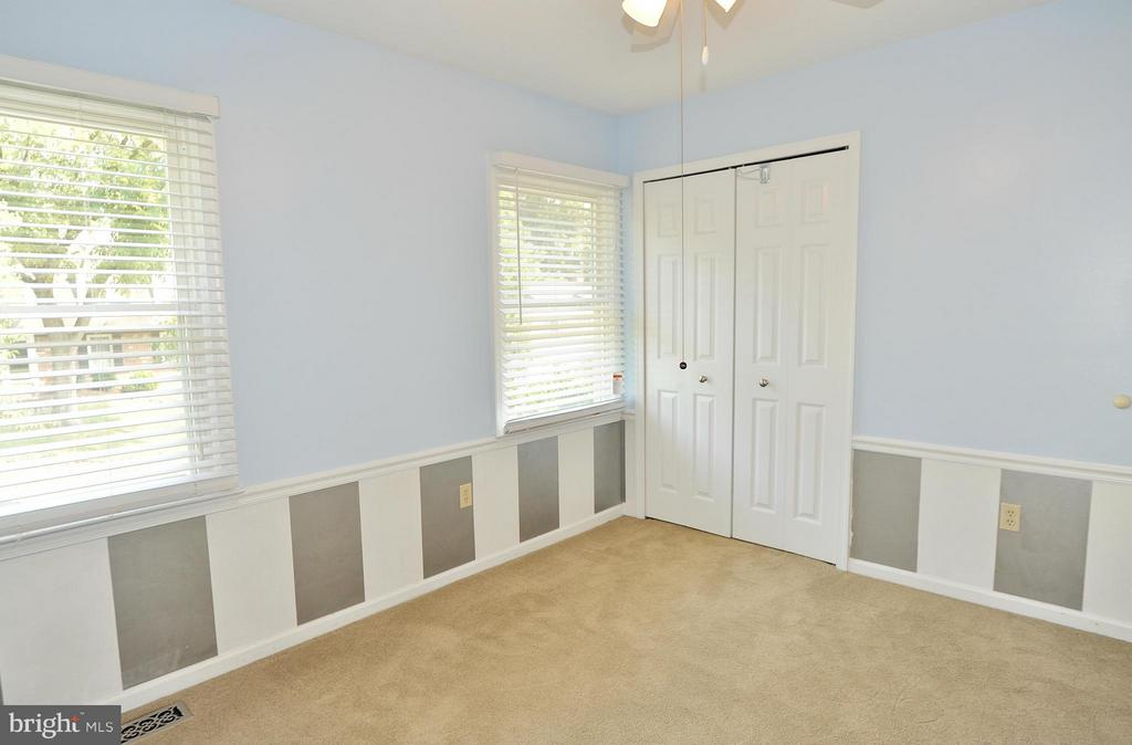 Second Bedroom - 7589 RUXTON DR, SPRINGFIELD
