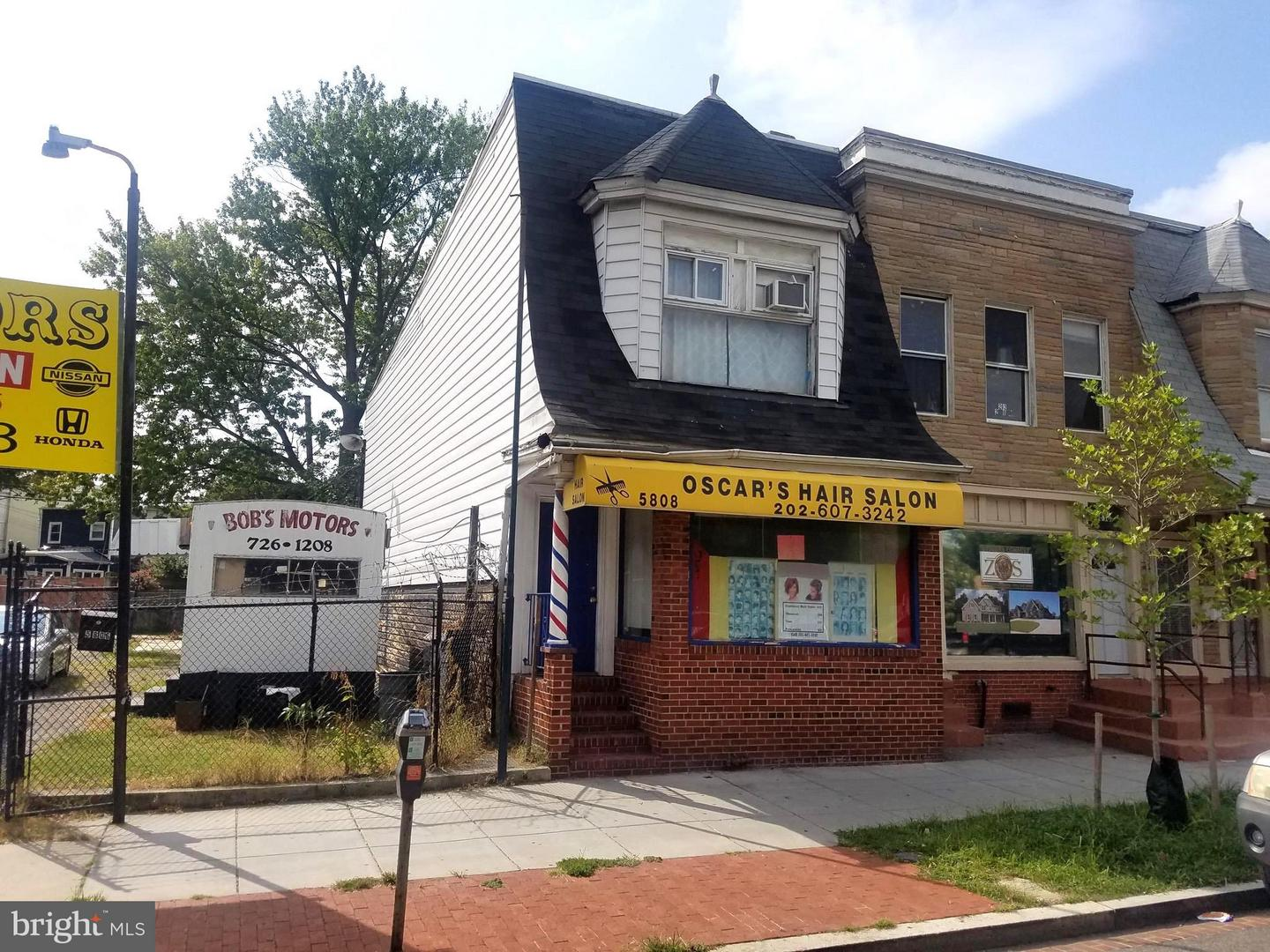 Commercial for Sale at 5808 Georgia Ave NW Washington, District Of Columbia 20011 United States