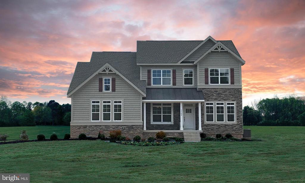 Brand New and Ready Now! - 7769 JULIA TAFT WAY, LORTON