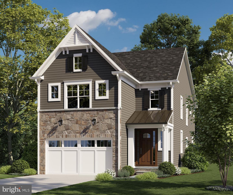 Photo of home for sale at 1842 Columbus Street, Arlington VA