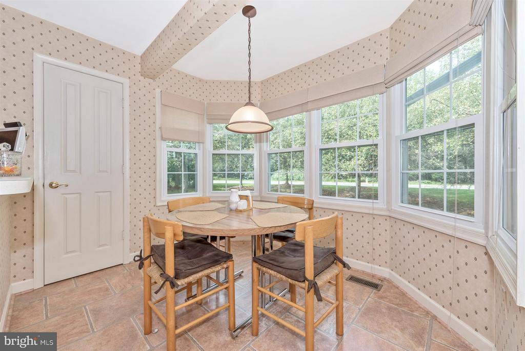 Breakfast Nook - 819 DUNBROOKE CT, FREDERICK