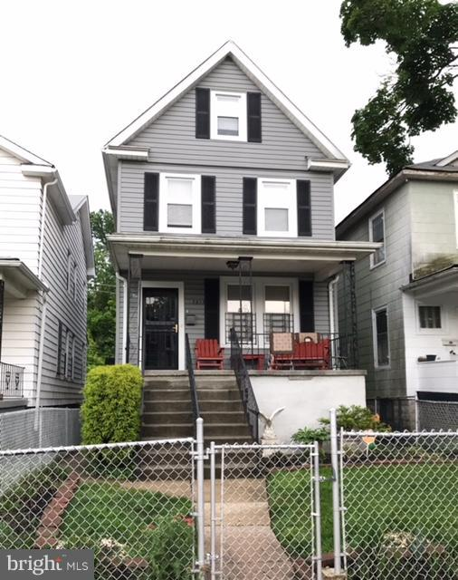 Single Family for Sale at 3815 Hayward Ave Baltimore, Maryland 21215 United States
